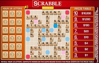 Scrabble Online